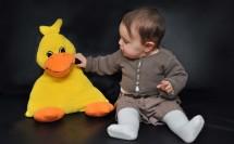 Gespräch mit einer Ente